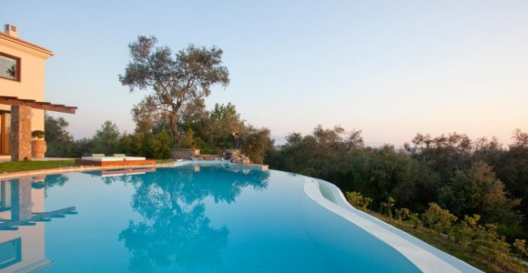 Corfu Villa Video